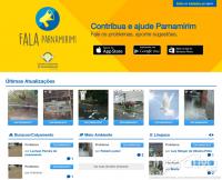 O site do Fala Parnamirim está no ar. Conheça!